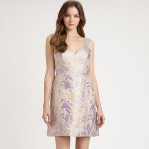 Kate Spade Metallic Minae Dress